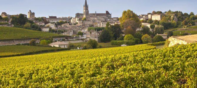 Bordeaux, uma das regiões mais célebres da França