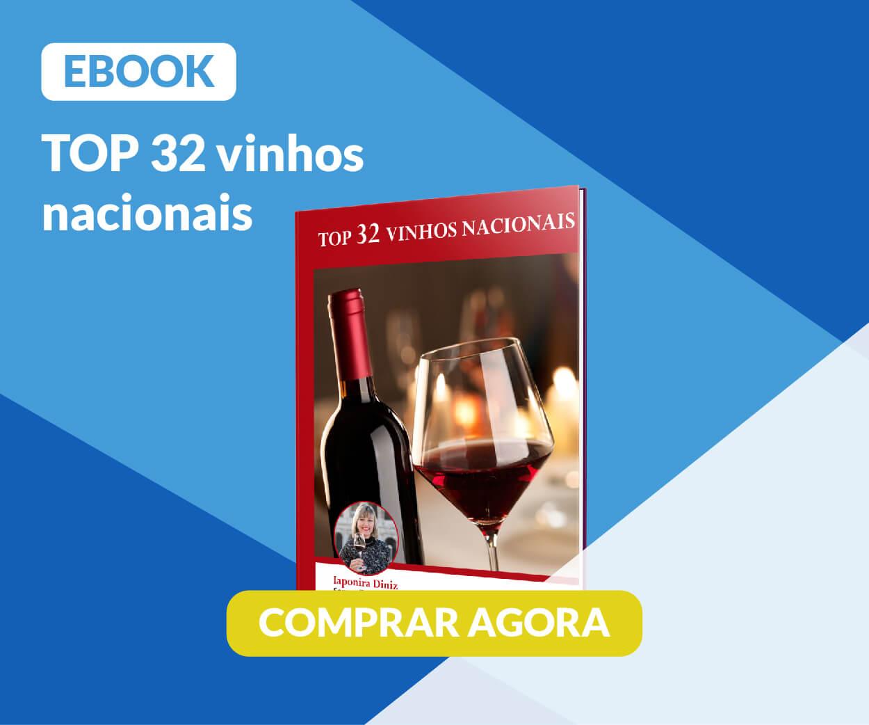 eBook top 32 vinhos nacionais