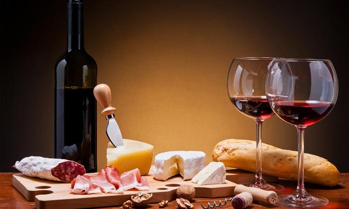 como montar uma mesa de queijos e vinhos