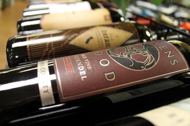como armazenar o vinho